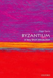 Byzantium: A Very Short Introduction Book
