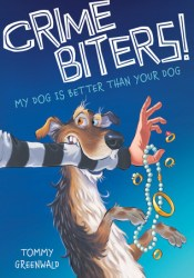 My Dog Is Better Than Your Dog (Crimebiters! #1) Pdf Book