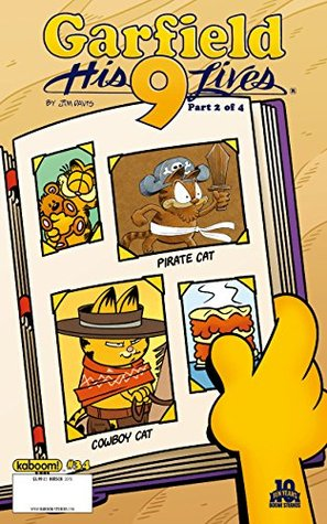 Garfield #34: His 9 Lives Part 2