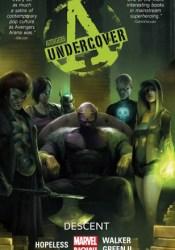 Avengers Undercover, Volume 1: Descent Pdf Book
