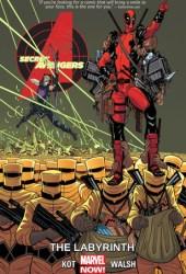 Secret Avengers, Volume 2: The Labyrinth Pdf Book