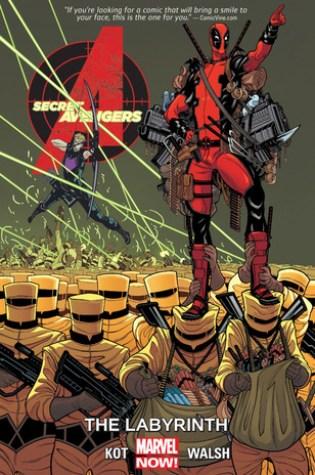 Secret Avengers, Volume 2: The Labyrinth Book Pdf ePub