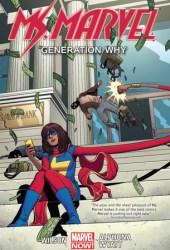 Ms. Marvel, Vol. 2