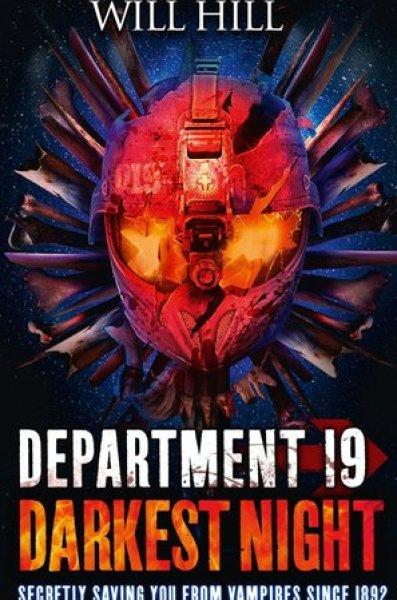 Darkest Night (Department 19, #5)-Will Hill