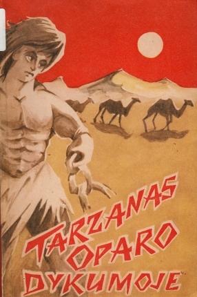 Tarzanas Oparo dykumoje (Tarzan, #9)