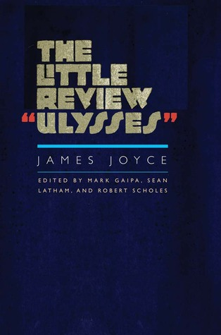 """The Little Review """"Ulysses"""""""