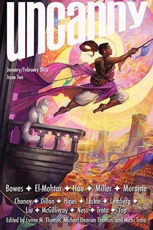 Uncanny Magazine Issue 2: January/February 2015