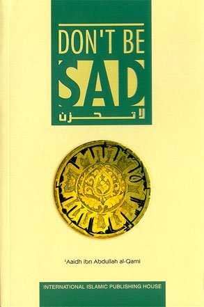 Don't be sad -islamic books