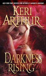 Book Review: Keri Arthur's Darkness Rising