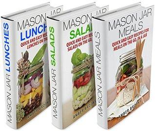 Mason Jar Meals / Mason Jar Salads / Mason Jar Lunches Box Set