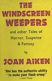 The Windscreen Weepers and Other Tales of Horror and Suspense