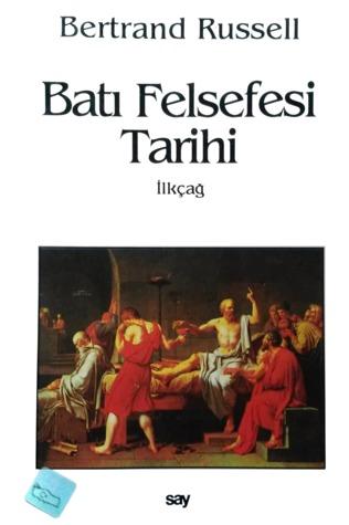 Batı Felsefesi Tarihi, İlkçağ