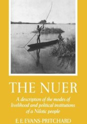 The Nuer Pdf Book
