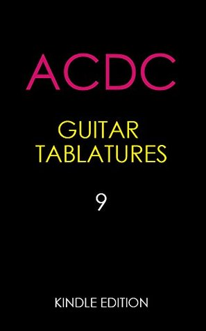 ACDC Guitar Tablatures Vol.9