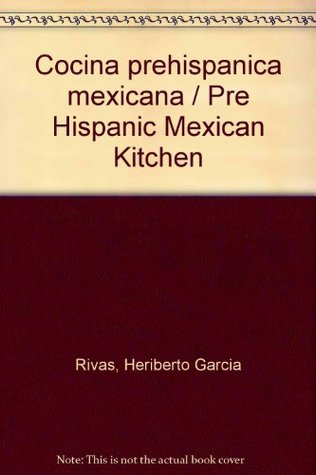 Cocina prehispanica mexicana / Pre Hispanic Mexican Kitchen