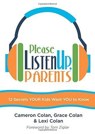 Please Listen Up, Parents