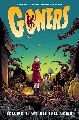 Goners, Vol. 1: We All Fall Down