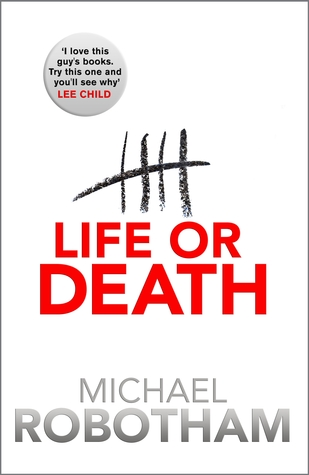 Image result for Life or Death by Michael Robotham