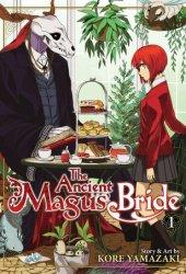 The Ancient Magus' Bride, Vol. 1 Book