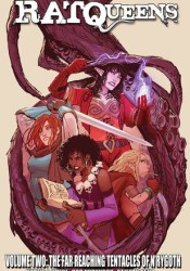 Rat Queens, Vol. 2: The Far Reaching Tentacles of N'rygoth Pdf Book