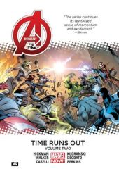 Avengers: Time Runs Out, Volume 2 Book Pdf