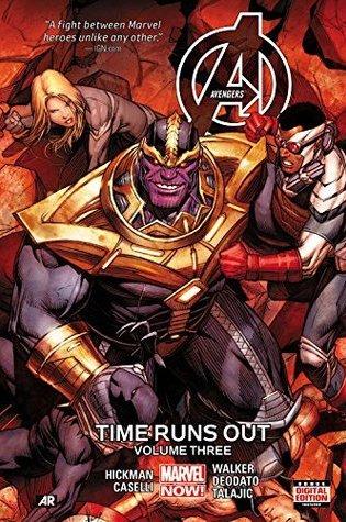 Avengers: Time Runs Out, Volume 3 Book Pdf ePub