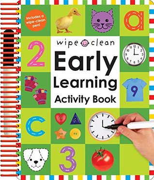 Wipe Clean Early Learning Activity Book (Wipe Clean Early Learning Activity Books)