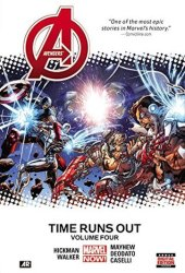 Avengers: Time Runs Out, Volume 4