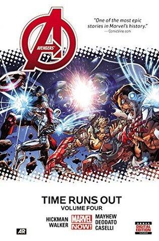 Avengers: Time Runs Out, Volume 4 Book Pdf ePub