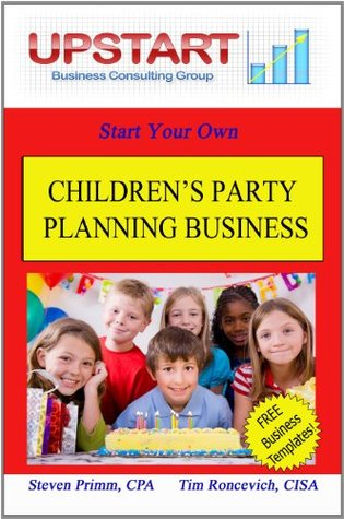 Children's Party Planning Business