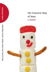 The Treasure Map of Boys: Noel, Jackson, Finn, Hutch, Gideon—and me, Ruby Oliver  (Ruby Oliver, #3) Pdf Book