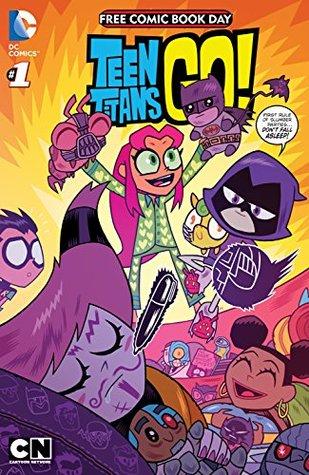 FCBD 2015 - Teen Titans Go!/Scooby-Doo Team-Up Special Edition #1