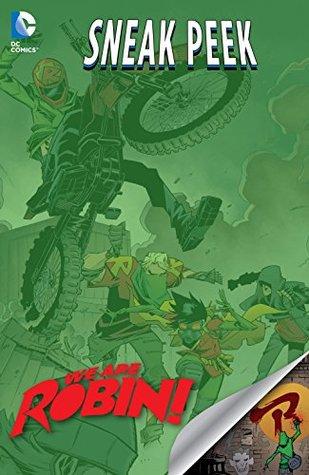 DC Sneak Peek: We Are...Robin #1