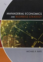 Managerial Economics & Business Strategy Pdf Book