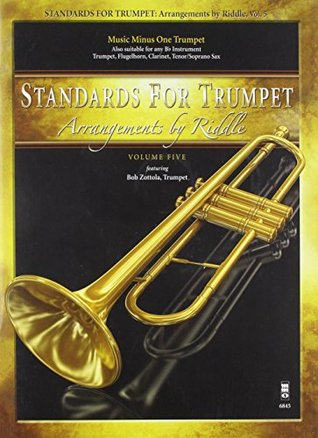 Music Minus One: Standards for Trumpet, Vol. 5 - Arrangements by Riddle