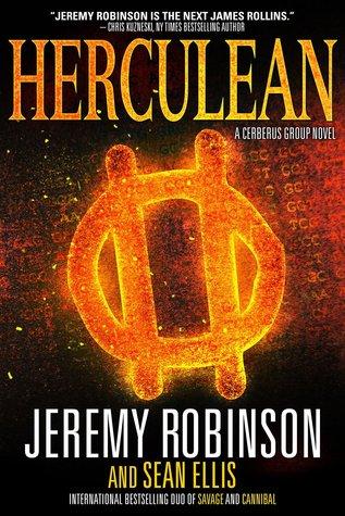 Herculean (Cerberus Group, #1)