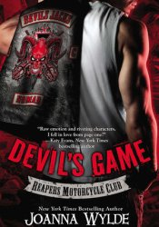 Devil's Game (Reapers MC, #3) Pdf Book