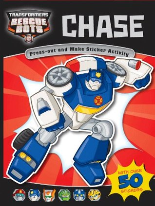 Chase (Blue): Rescuebots