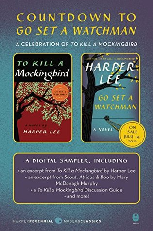 Countdown to Go Set a Watchman: A Celebration of To Kill a Mockingbird, Sampler