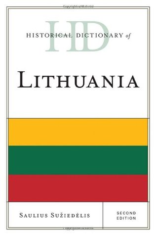 Historical Dictionary of Lithuania