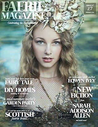 Faerie Magazine Issue #27, Summer 2014