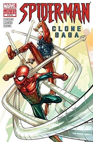 Spider-Man: The Clone Saga #4