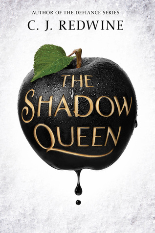 Image result for shadow queen book cover