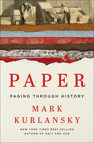 Paper: Paging Through History Book Cover
