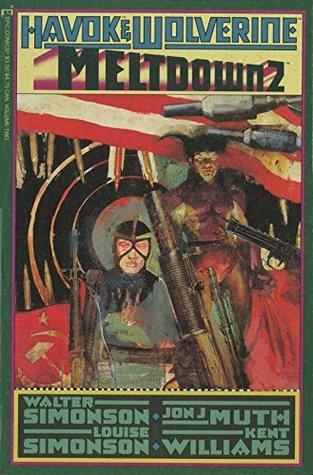 Havok and Wolverine: Meltdown #2