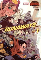 Runaways #1 Pdf Book