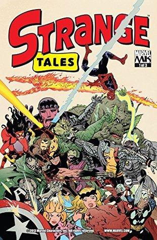 Strange Tales #1 (of 3) (Strange Tales Vol. 1)