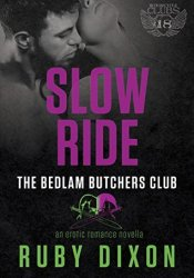 Slow Ride (Bedlam Butchers MC, #6) Pdf Book