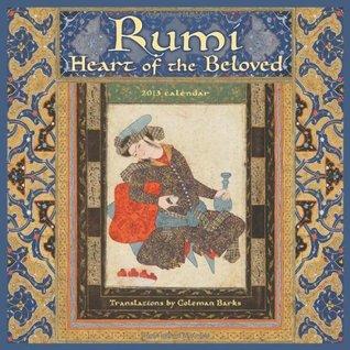 Rumi, Heart of the Beloved Calendar