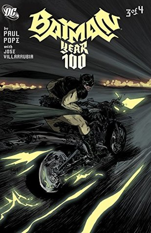 Batman: Year 100 (2006-) #3